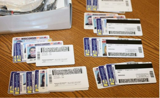 Fake IDs China