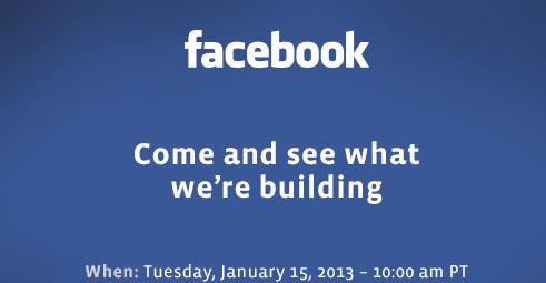 FB Event Jan 2013