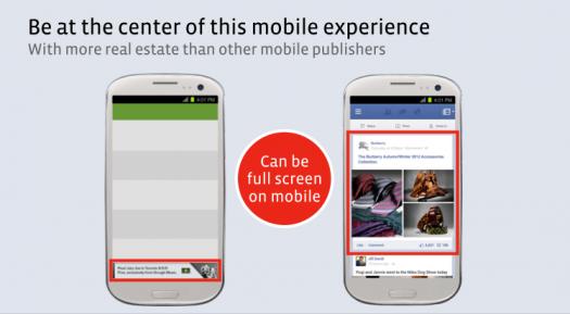 Full screen on Mobile