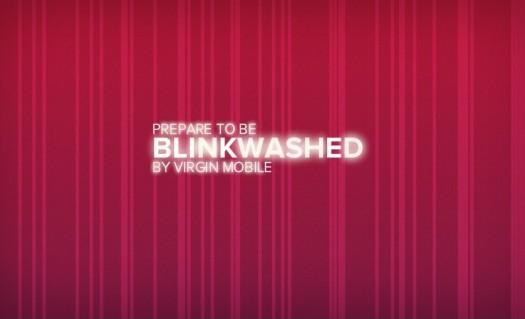 Virgin Mobile Blinkwashing