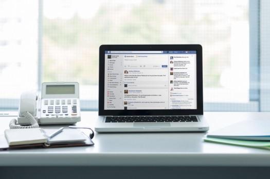 facebook for work
