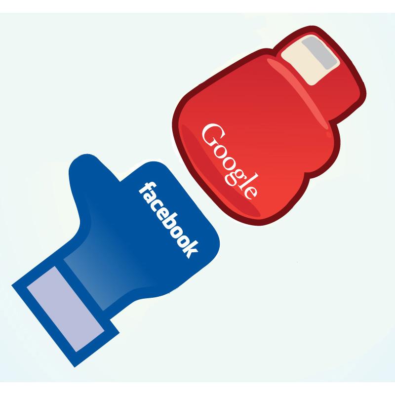 Facebook Google Polemos