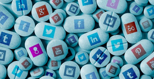 pharmaceuticals social media